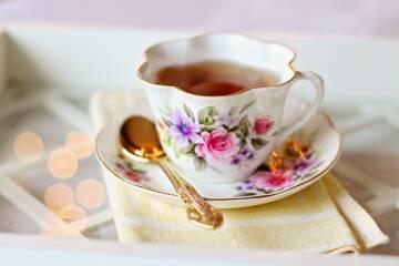Tējas ziemā!